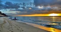 Do not miss the sunrise when running lifeÕs journey.